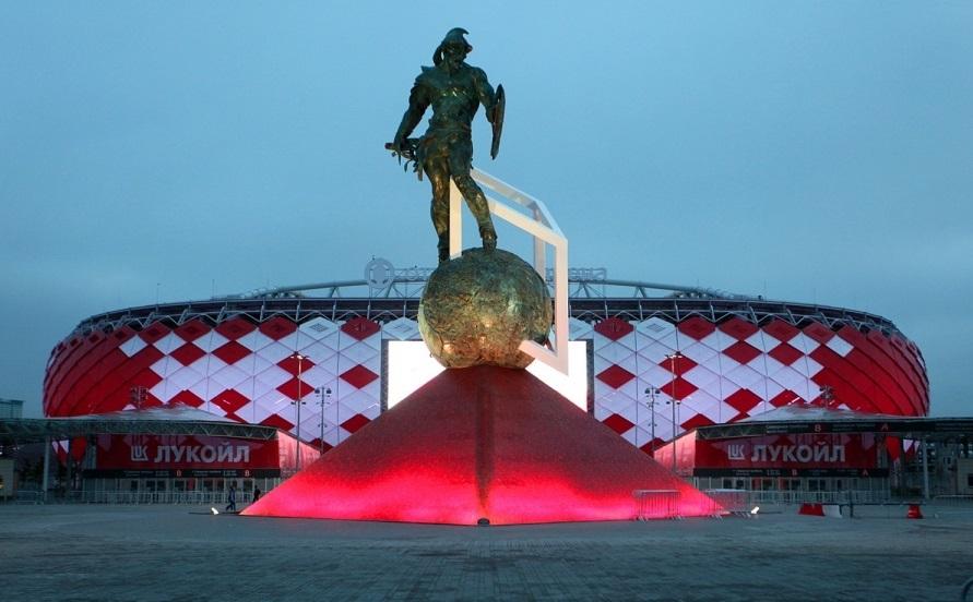Матч Россия - Австрия состоится на «Открытие Арене»