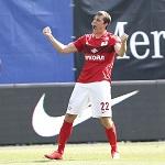 Артем Дзюба «Лучший футболист августа»