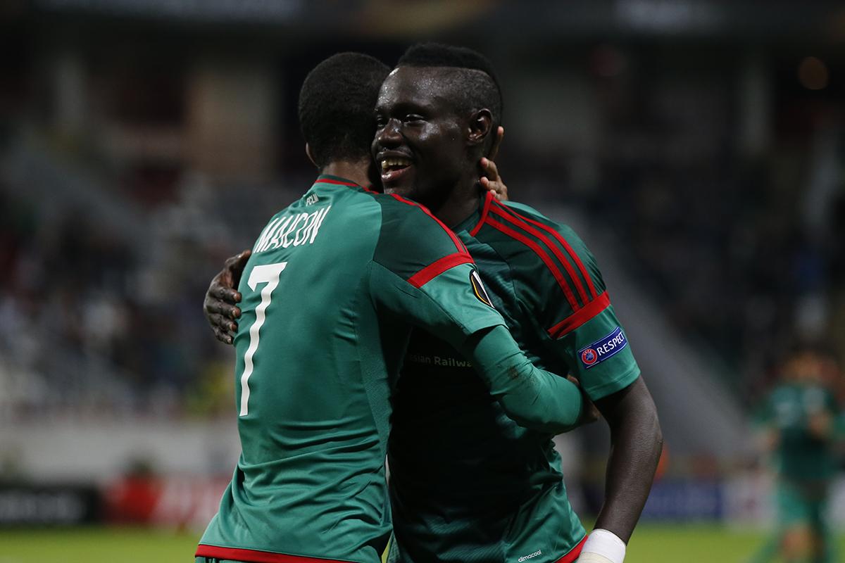 «Локомотив» одержал вторую победу в Лиге Европы