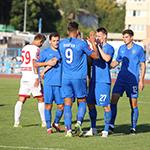 «Тамбов» обыграл «Машук-КМВ» благодаря голам Онугхи и Панченко