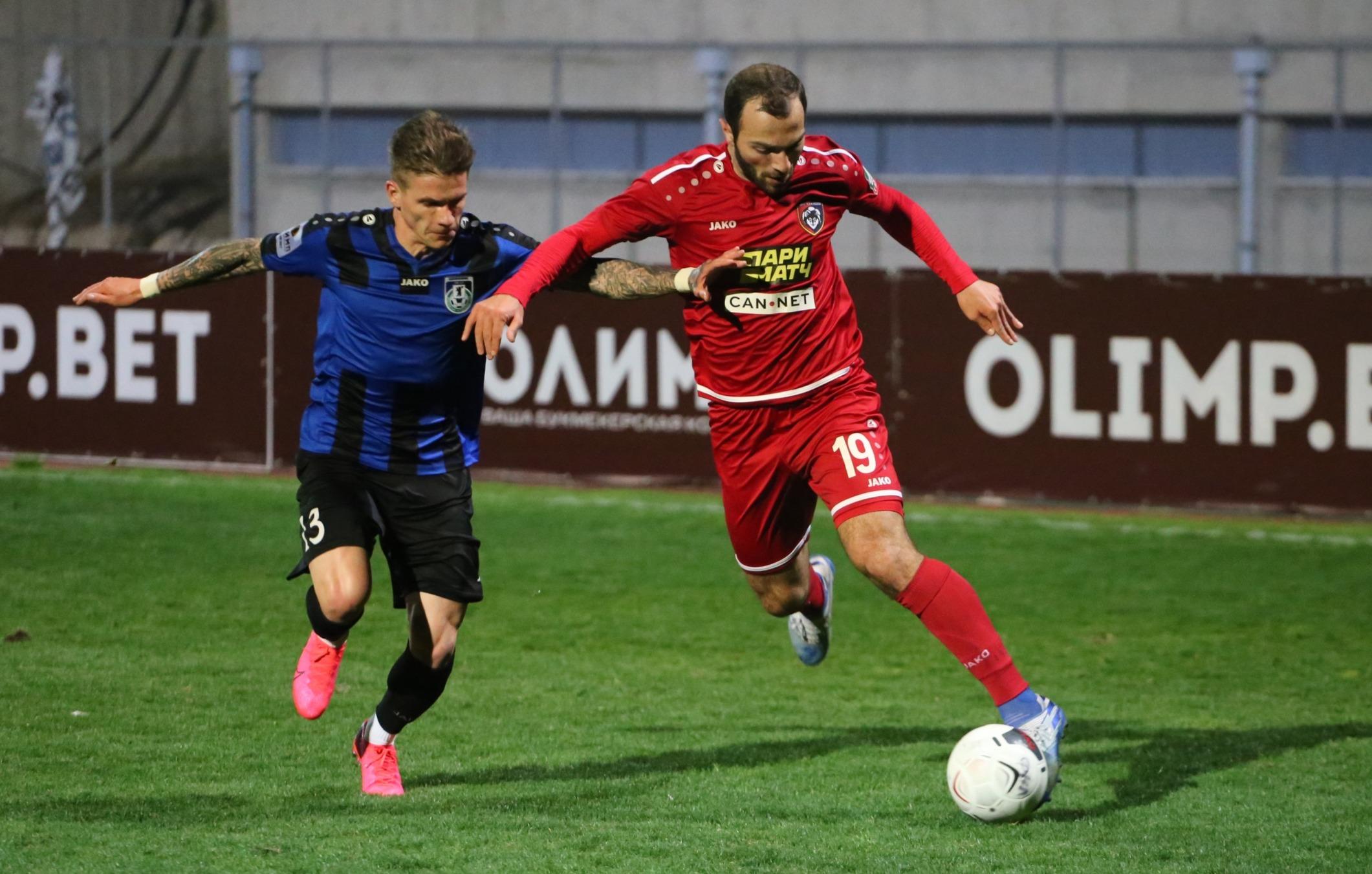 «Тамбов» вышел в финал Кубка ФНЛ