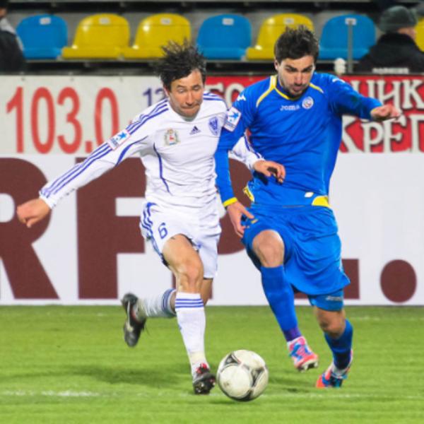 «Ростов» разгромил «Волгу» и возглавил Чемпионат