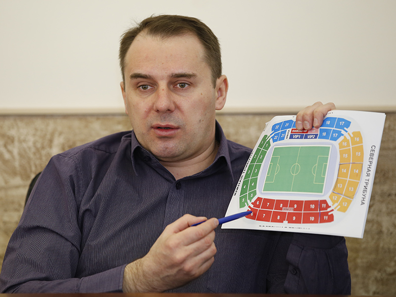 Безопасность и комфорт болельщиков на матчах РФПЛ