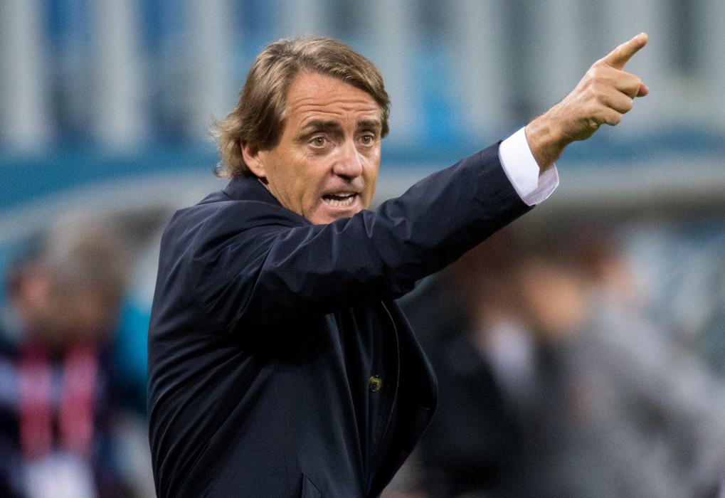 Роберто Манчини: «Мы должны подниматься вверх в турнирной таблице»