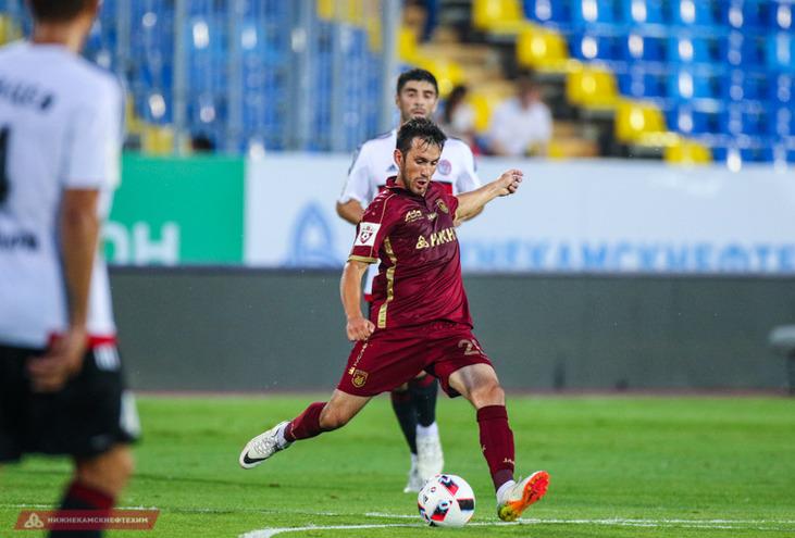 «Рубин» и «Амкар» голов не забили