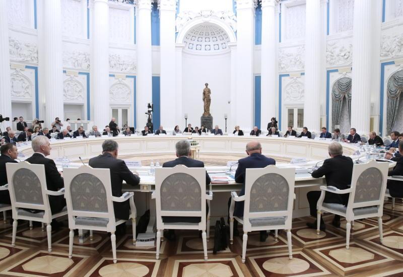 Владимир Путин:«У нас любят и ценят футбол»