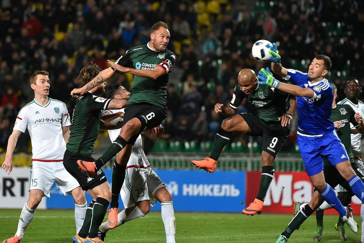 «Краснодар» стал соперником ПФК ЦСКА в полуфинале Кубка России