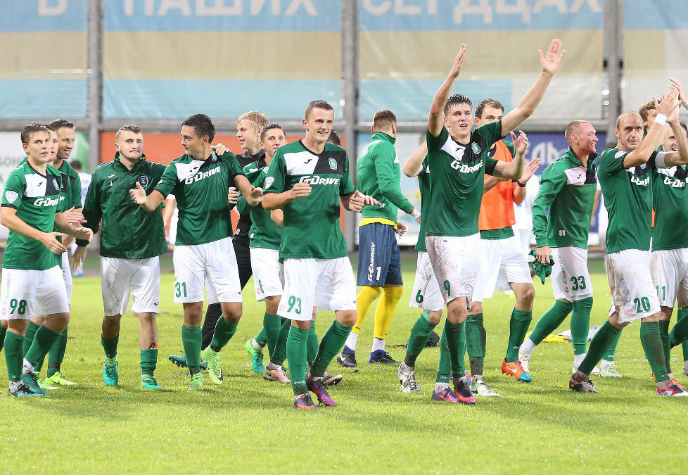 «Томь» побеждает «Краснодар»