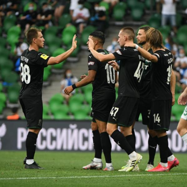«Зенит», «Локомотив», «Краснодар» –первая тройка по итогам сезона Тинькофф РПЛ 2019/20