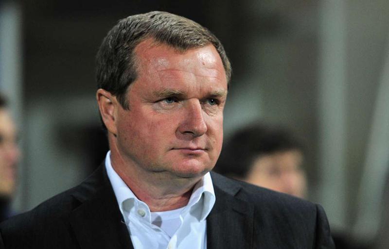 Павел Врба - новый главный тренер «Анжи»