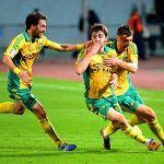 День в истории: Соснин забил гол с 40 метров – пока единственный в карьере