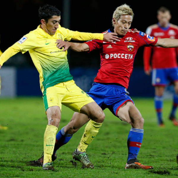 ЦСКА и «Анжи» не выявили победителя