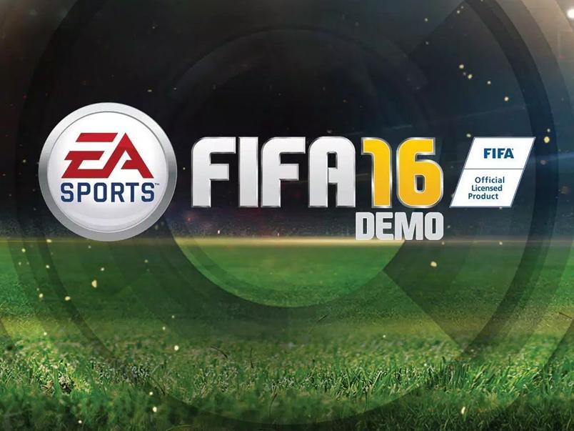 Вышла демоверсия FIFA 16