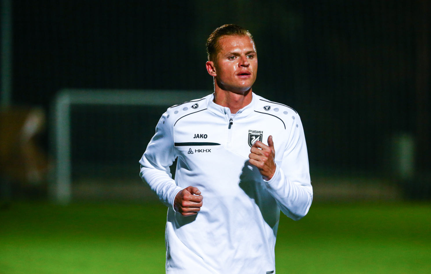 Дмитрий Тарасов подписал контракт с «Рубином»