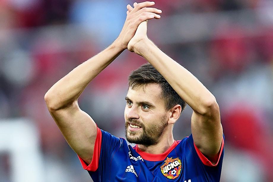 Георгий Щенников продлил контракт с ЦСКА на 5 лет!