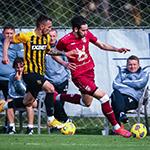 «Рубин» обыграл «Кайрат» в контрольном матче на сборе в Турции