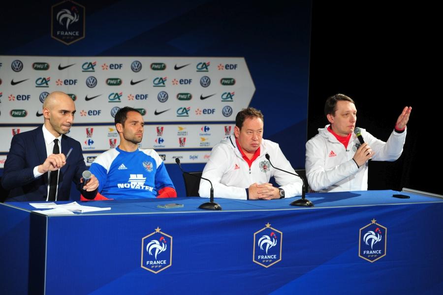 Леонид Слуцкий: «Сборная Франции является одним из фаворитов Евро-2016»
