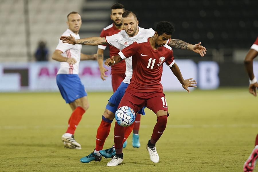 Сборная России не смогла одержать победу в Катаре
