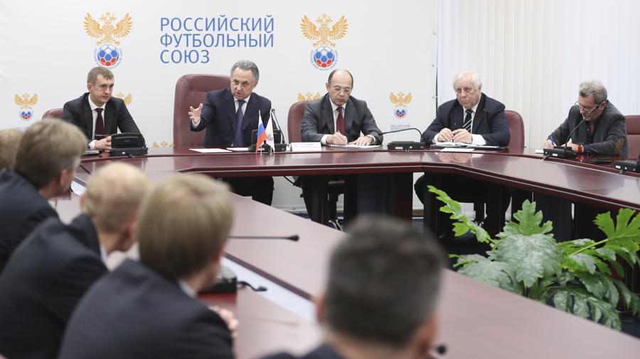 Виталий Мутко: «Нужно соответствовать высокому статусу предстоящих игр»