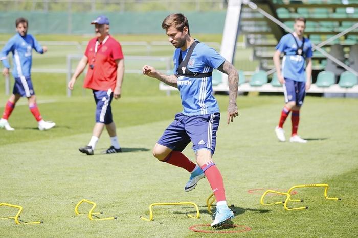 Федор Смолов: «Наша цель - вернуть веру и любовь российских болельщиков»