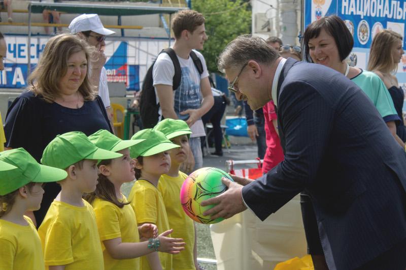 Алу Алханов: «Фестиваль молодежи в Сочи – как подарок судьбы»