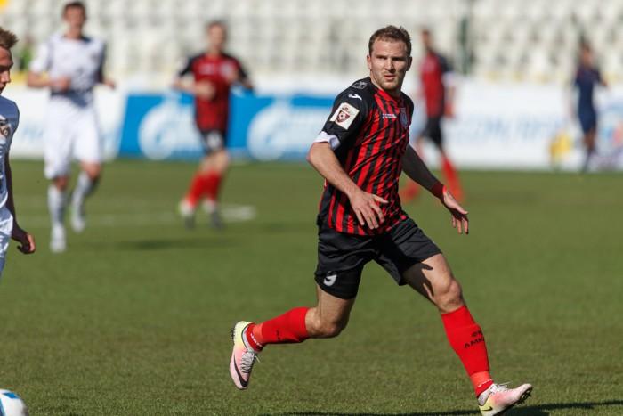 У Александра Прудникова закончился контракт с «Амкаром»