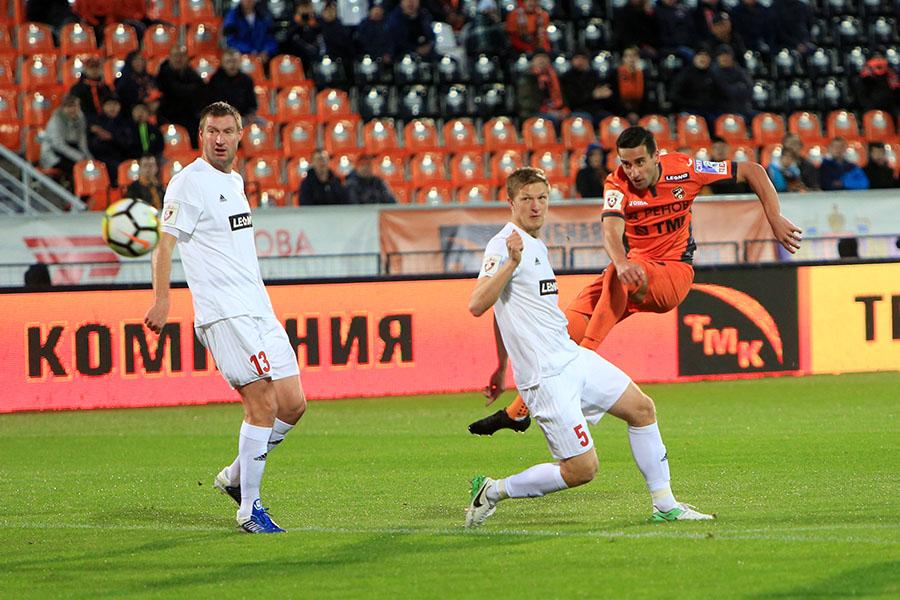 «Урал» и «СКА-Хабаровск» не выявили победителя