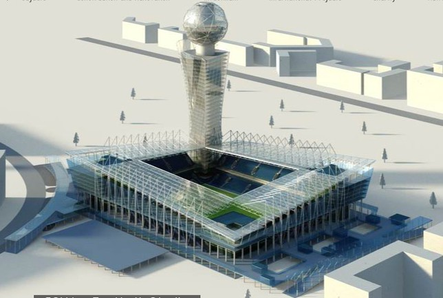 Суперкубок-2016 состоится на новом стадионе ПФК ЦСКА