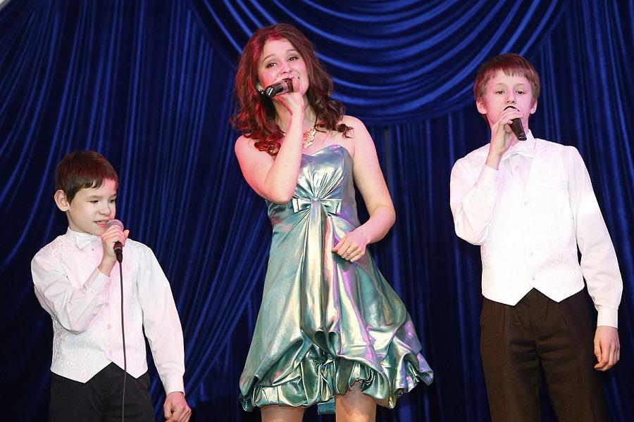 Детские голоса согрели Москву