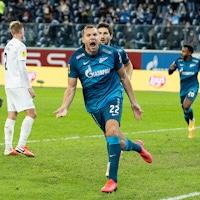 Артём Дзюба стал лучшим бомбардиром Тинькофф РПЛ во втором сезоне подряд