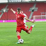 Состав молодёжной сборной России на октябрьские матчи квалификации Евро-2021