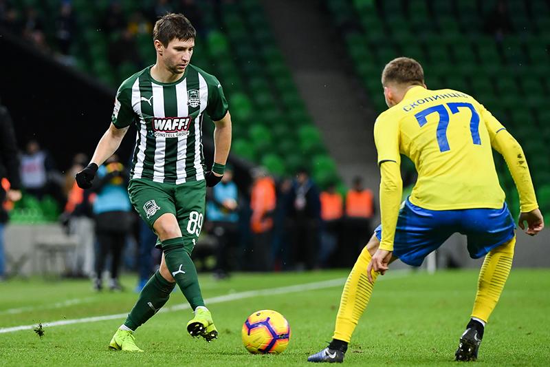 Определено время начала матча «Ростов» — «Краснодар»