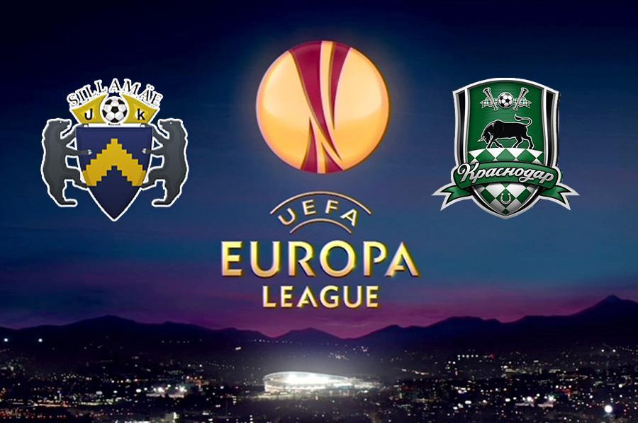 «Краснодар» сыграет с клубом «Силламяэ Калев» в Лиге Европы