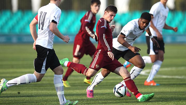 Россия U-17  вышла в финальную часть Чемпионата Европы