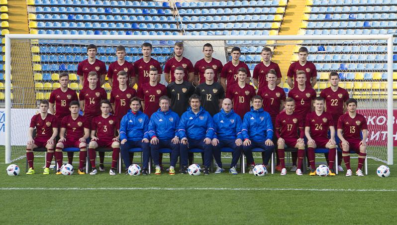 Молодежная сборная России сыграла вничью с Австрией
