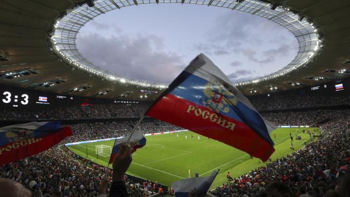 Матч Россия – Кот-д'Ивуар пройдет в Краснодаре