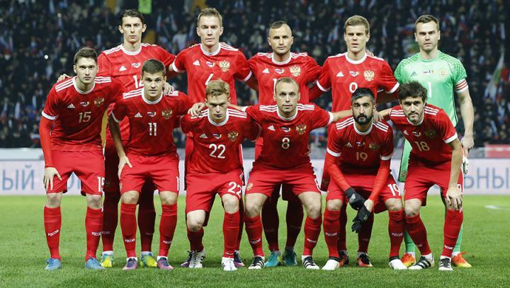 Сборная России сыграет с Венгрией и Чили