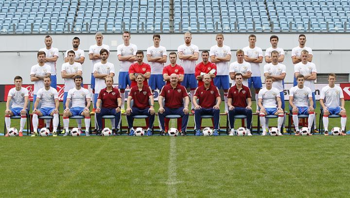 График подготовки национальной сборной России