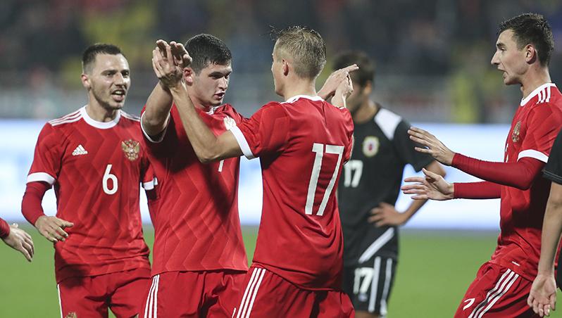 Крупная победа над Гибралтаром