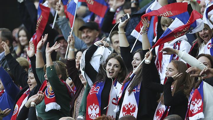 Билеты на матчи России с Южной Кореей и Ираном