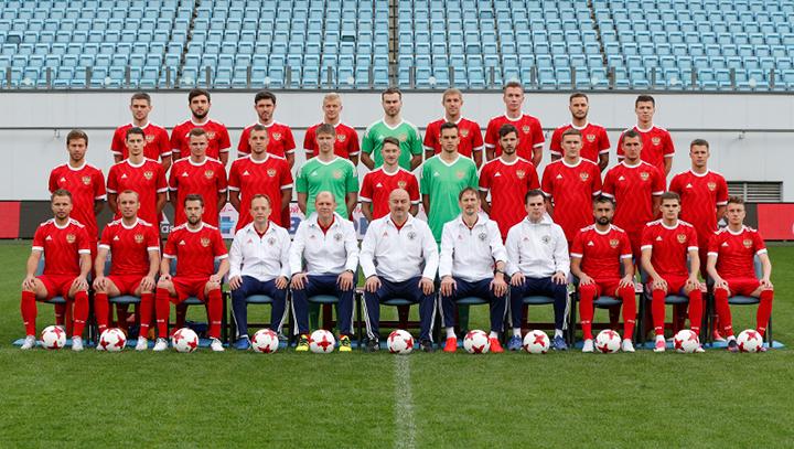 Состав сборной России на матчи против Аргентины и Испании
