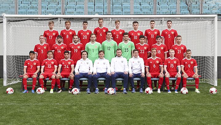 Молодежная сборная России проиграла Италии