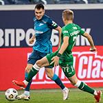«Рубин» обыграл «Зенит» и прервал беспроигрышную домашнюю серию зенитовцев