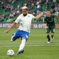 «Сочи» одержал победу над «Краснодаром» в южном дерби