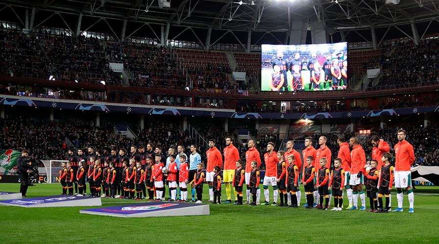 Финальный матч «Локомотива» в 2019 году