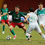 «Ахмат» и «Локомотив» сыграют на полчаса позже