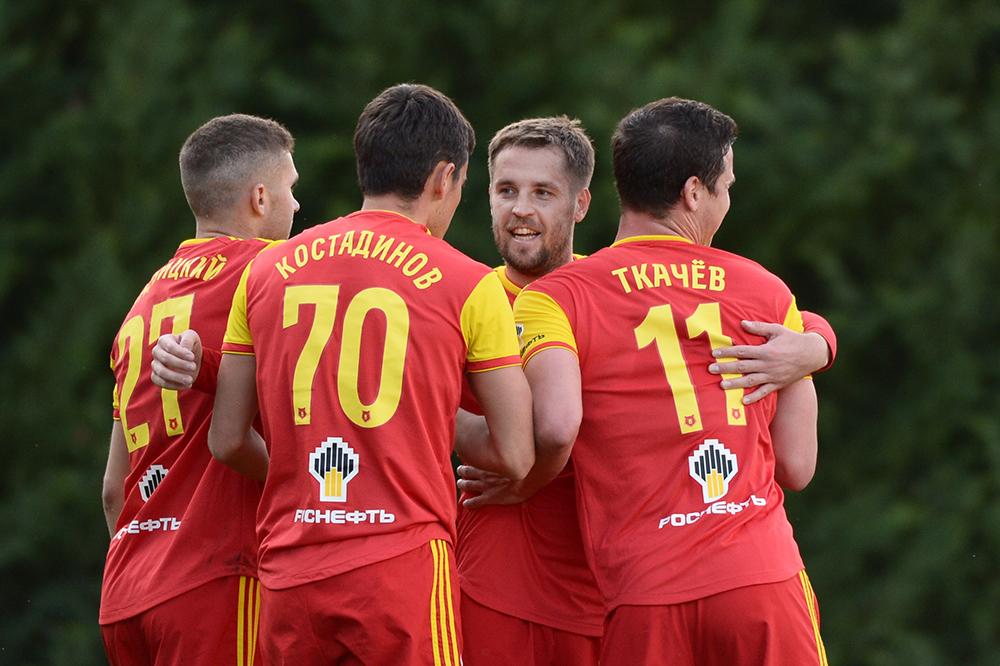 «Арсенал» победил казахстанский «Ордабасы»