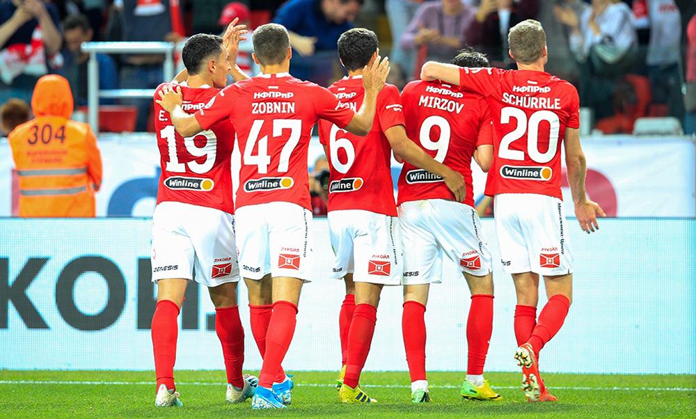 «Спартак» прошел «Тун» и продолжит выступать в плей-офф ЛЕ
