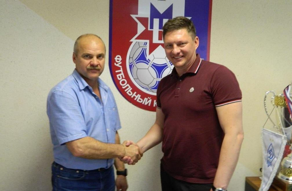 Андрей Гордеев - новый главный тренер «Мордовии»
