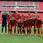 Состав сборной России на октябрьские матчи против Швеции, Турции и Венгрии